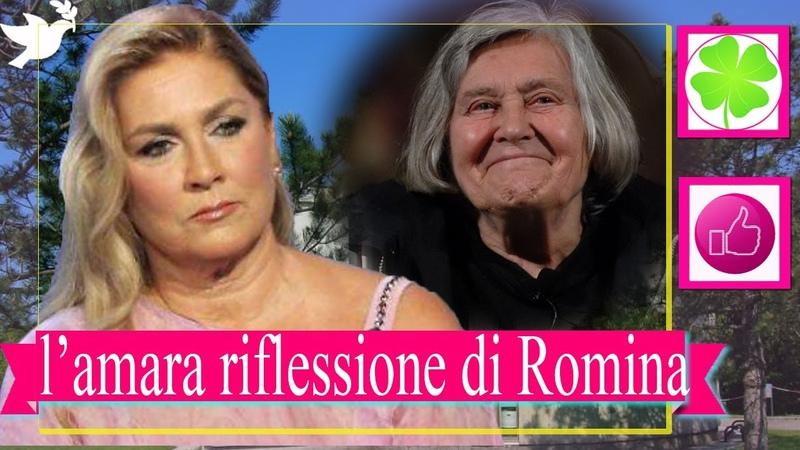 """L'amara riflessione di Romina Power: """"Le persone vere rimangono sole"""""""
