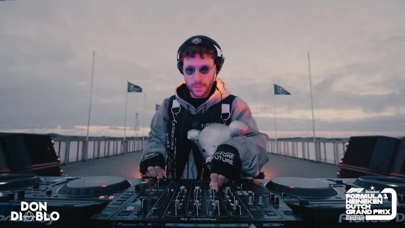 Don Diablo x Formula 1 @ Live from Circuit Zandvoort Art of DJing 3
