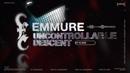 EMMURE - UNCONTROLLABLE DESCENT (Official Visualizer)