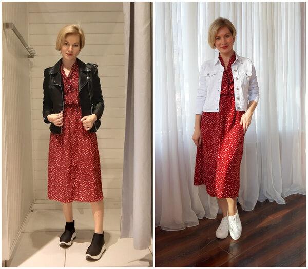 Алиэкспресс, ожидание, реальность: как на самом деле смотрится платье за 800 рублей