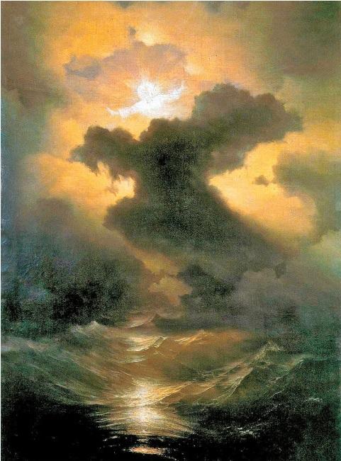 Ованнес Айвазян «Хаос. Сотворение мира»