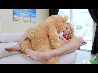 Sia Lust - Freaky With The Teddy [PornCube, ПОРНО, new Porn, HD 1080
