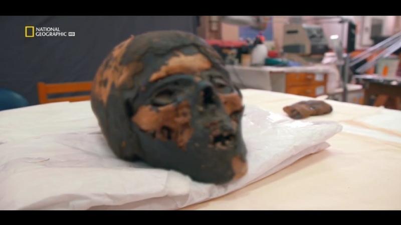 Затерянные сокровища Египта Расхитители гробниц Древнего Египта Док фильм Nat Geo Wild HD