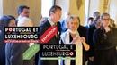 VERNISSAGE VISITE OFFICIELLE | Portugal et Luxembourg - pays d'espoir en temps de détresse