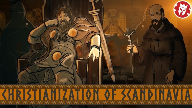 How the Norse Became Christian Christianization of Scandinavia DOCUMENTARY