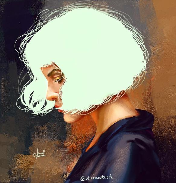 Художник из солнечной Индии - abeer mali - профессиональный иллюстратор.