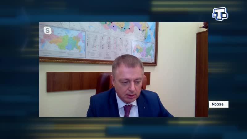 Максим Фатеев вице президент Торгово промышленной палаты РФ