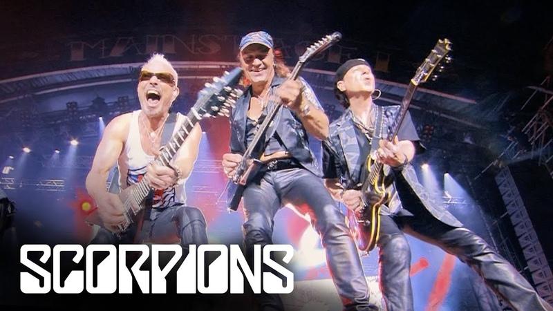 Scorpions Coast To Coast Live At Hellfest 20 06 2015