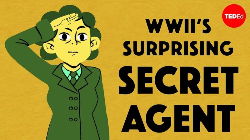 From pacifist to spy WWII's surprising secret agent - Shrabani Basu