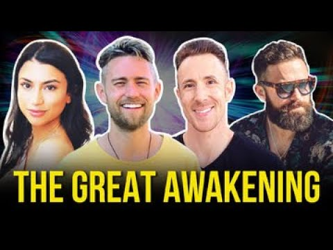 The Great Awakening and What is REALLY Happening feat Leeor Alexandra Victor Oddo and Drew Canole