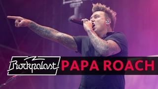 Papa Roach live | Rockpalast | 2018