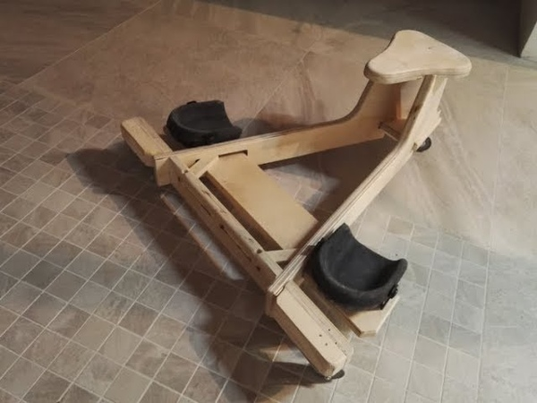 Складное сиденье плиточника Шайтер Андрей