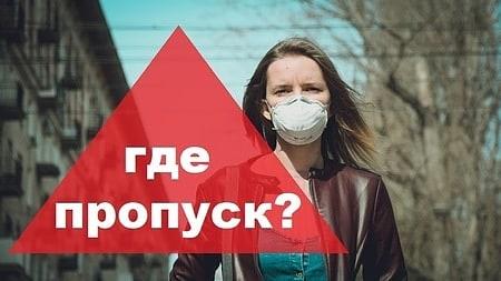 С понедельника, 20 апреля, в Саратовской области будет введён пропускной режим