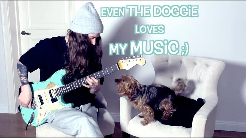 Victor Kucher Lick 5 Even Doggie Loves My Music