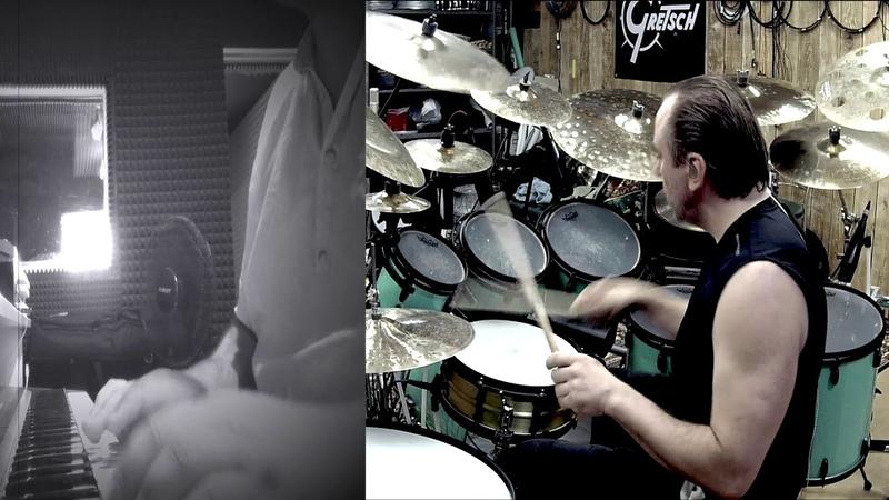 Леонид Агутин Альбом 2003 Дежа Вю Cover by Aleksandr Murenko Drums Ruzhdi Memetov Bass