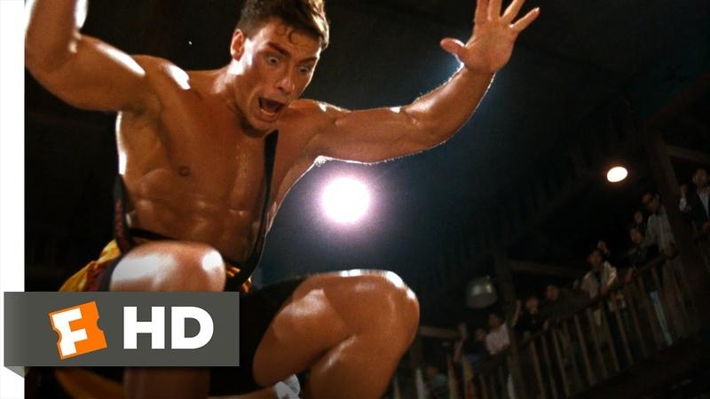 Bloodsport 8 9 Movie CLIP Final Match 1988 HD