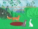 Русская народная сказка Волк и заяц