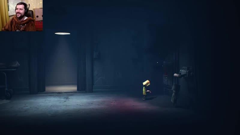 Amway921 Little Nightmares 2 ☀ Милый детский хоррор ☀ Полное прохождение