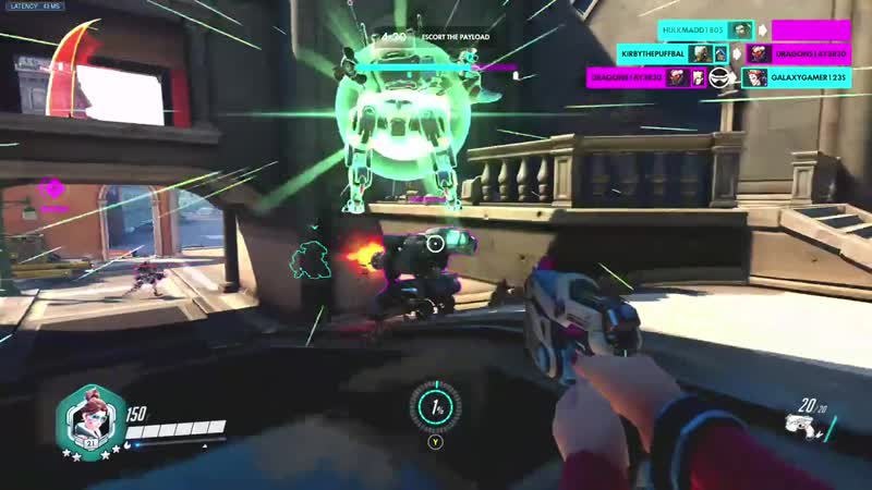 One completely oblivious bastion