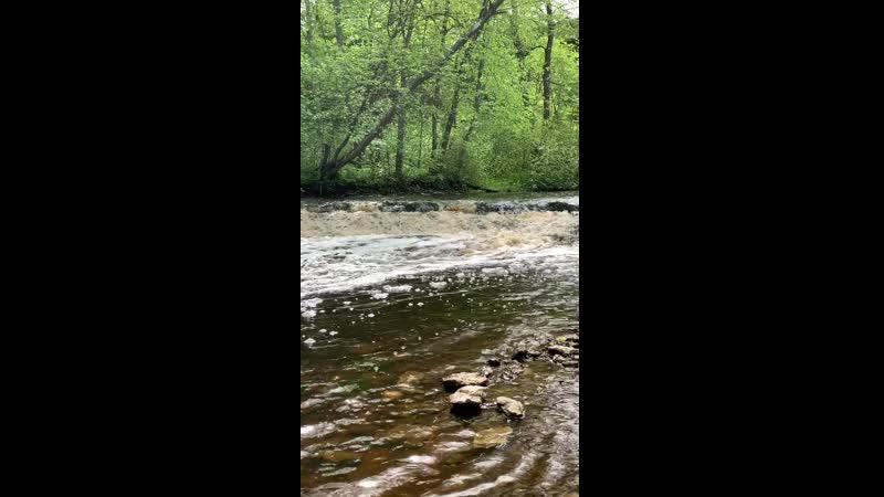 Река Лава