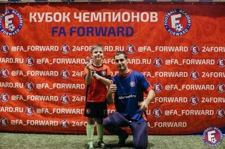 Сегодня празднует свой День Рождения тренер нашей академии из Железногорска Николай Першуков