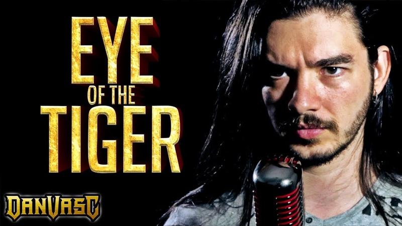 SURVIVOR - Eye Of The Tiger Cover