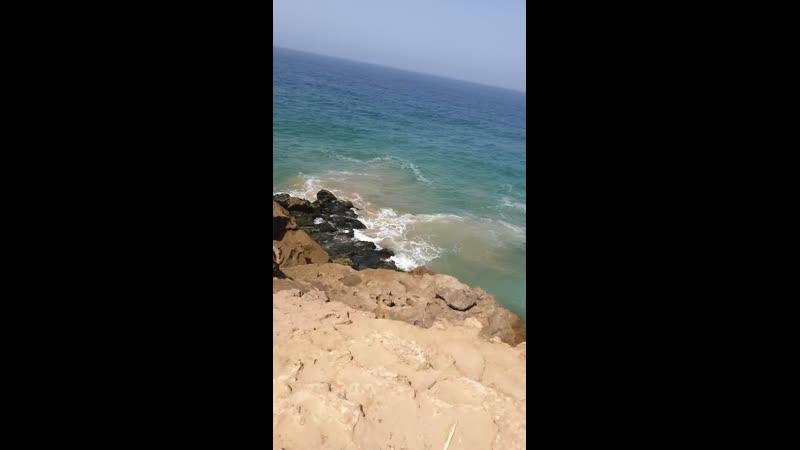 Атлантический Океан. Шум прибоя