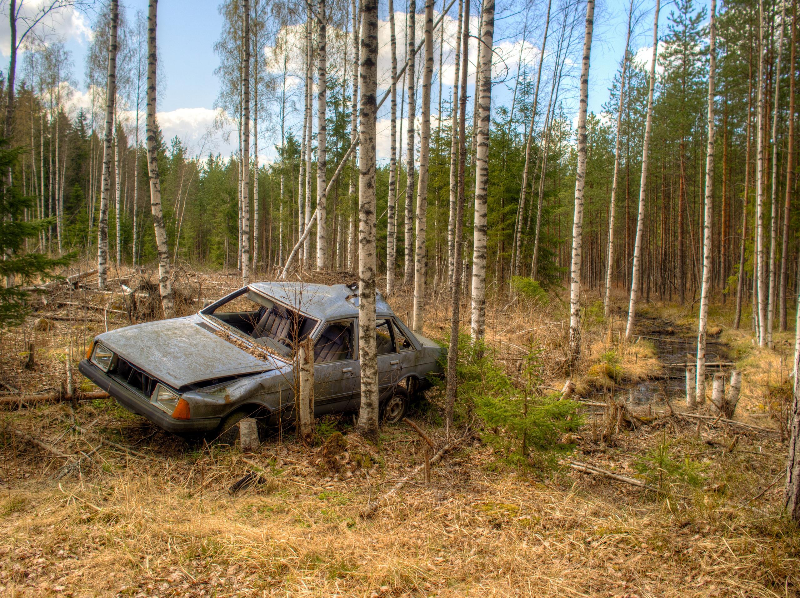 Микко Муйнонен   близ Хювинкяа, Финляндия