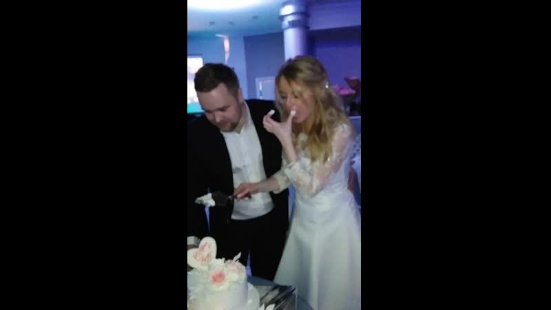 Свадьба Миши и Кати Чистяковых... 7 декабря 2019 г.