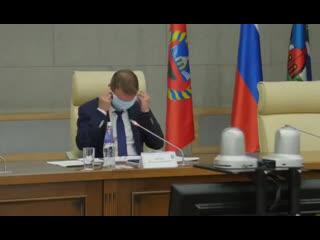Вячеслав Франк с улыбкой отреагировал на видео со своим участием