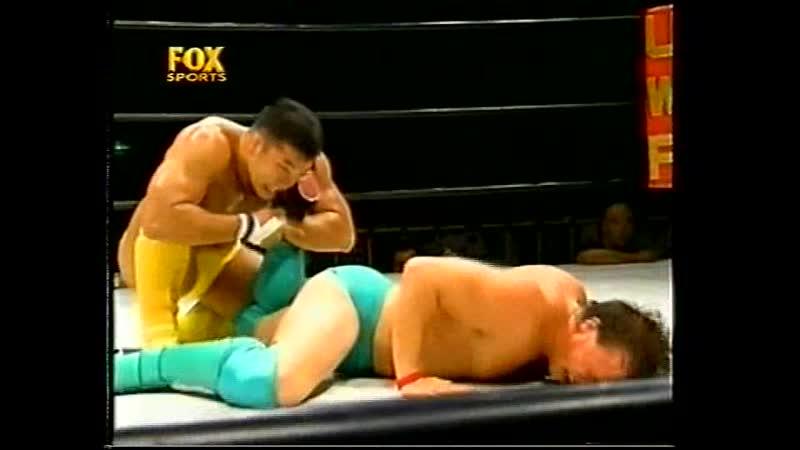 Bushido on FOX Sports 6 1
