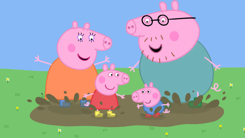 Peppa Pig Haha great song watch till the end