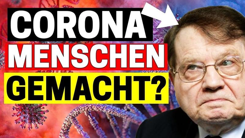 Nobelpreisträger schockiert Welt: Corona aus HIV-Genen erschaffen?