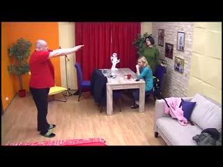 Физкульт-привет от Колясика