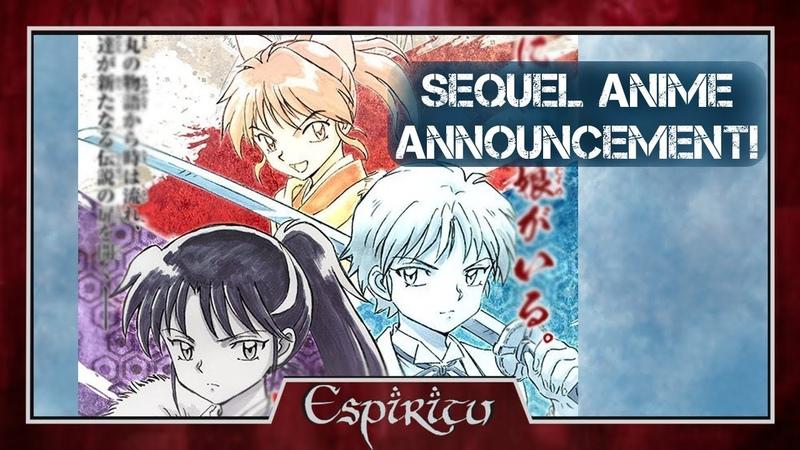 InuYasha Sequel Anime Announcement Hanyo no Yashahime Sengoku Otogi Soshi
