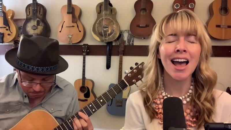 Love Will Keep Us Alive by the Eagles Morgan James Cover