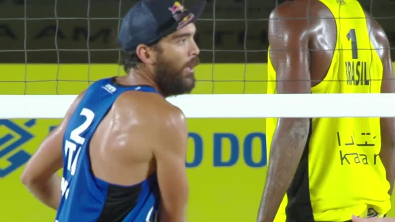 Best Bronze Medal Match Moments 4 Doha QAT 2020 Beach Volleyball World Tour