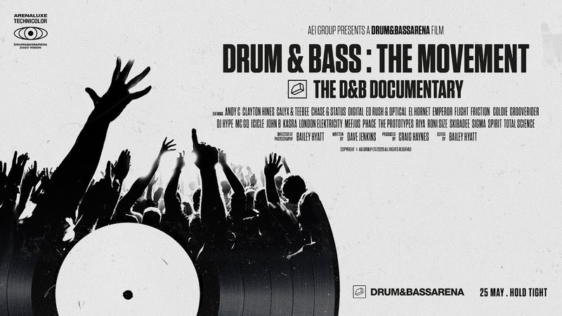 Drum Bass The Movement The D B Documentary