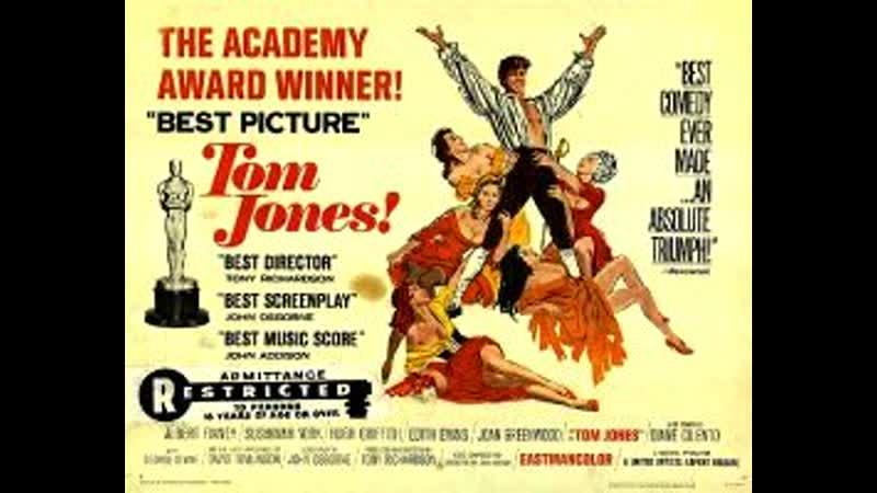 Tom Jones 1963 Albert Finney Susannah York George Devine