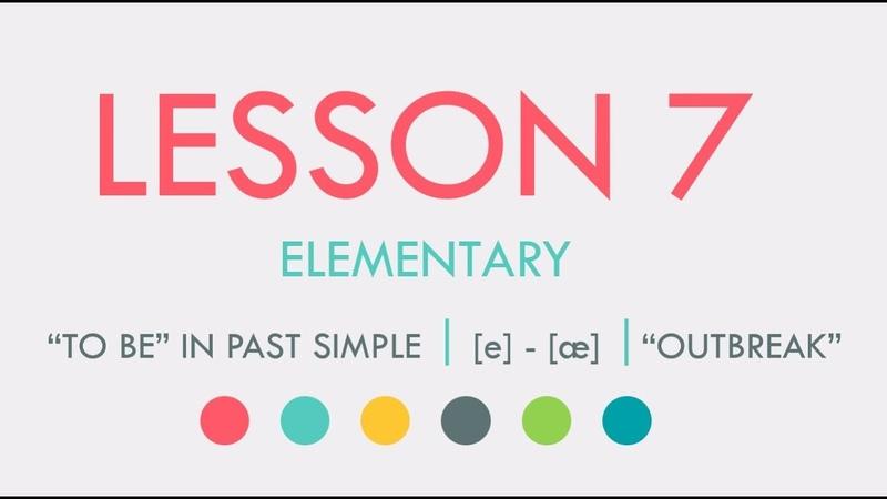 English Grammar Course for Beginners - Lesson 7 Basic English Grammar, Pronunciation, New Words