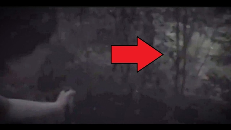 We Got TOO CLOSE To BIGFOOT Scared Hikers Run Into Juvie SASQUATCH In The Woods