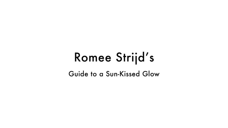 Romee Strijds Guide to a Sun-Kissed Glow - Beauty Secrets - Vogue