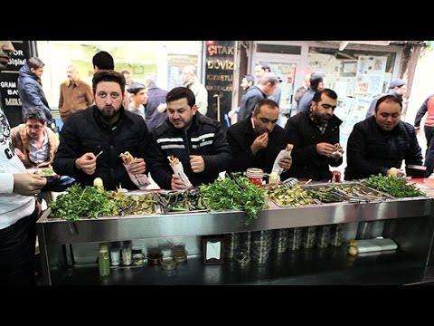 Aynen Dürüm Kapalıçarşı'da adana kebabı adana kebab in grand bazaar
