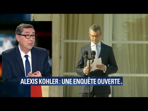 Ce qu'il faut savoir de l'enquête sur Alexis Kohler, Secrétaire général de l'Elysée