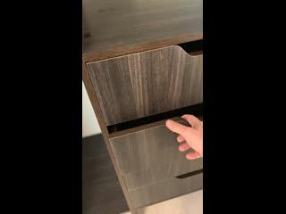 Шкаф купе с 2-мя дверями