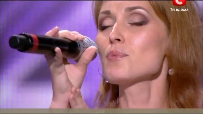 Jüri bu büyüleyici sesin gerçek olabileceğine ihtimal vermedi - Aida Nikolaichuk