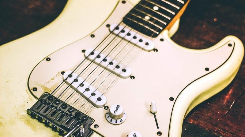 Blues Funk Rock Guitar Backing Track Jam in G Minor