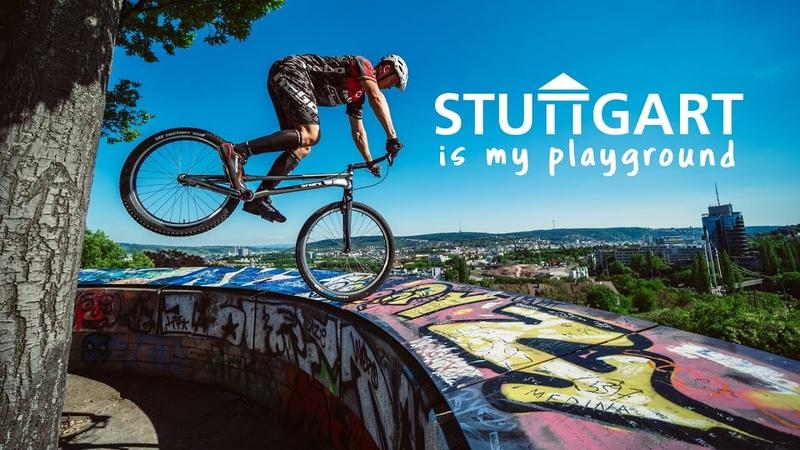 STUTTGART IS MY PLAYGROUND I Oliver Widmann