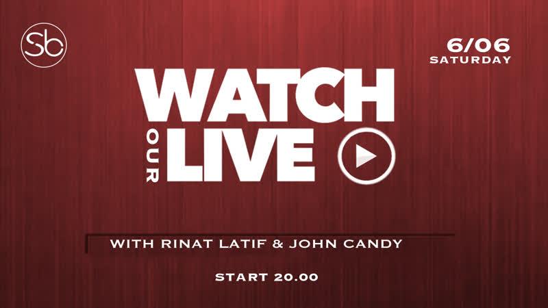 6.06.20 «Stream with Rinat Latif John Candy»
