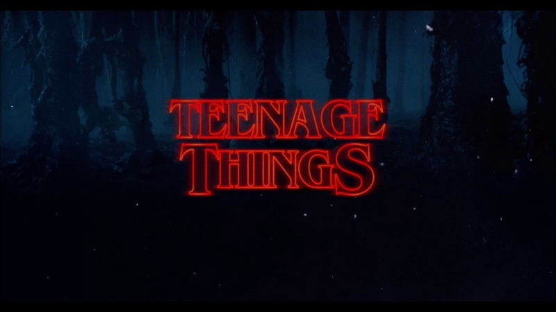 Teenage Things Teenage Dream Katy Perry Vs Stranger Things Theme C418 Remix Mashup